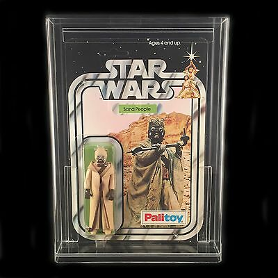 GW Acrylic Display Case MOC Carded Vintage Star Wars Action Force etc (ADC-001)
