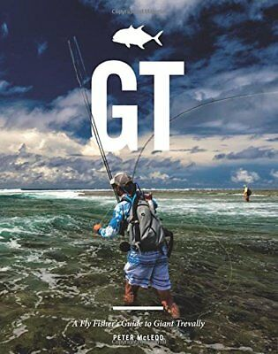 GT: A Fly Fisher's Guide to Giant Trevally (Peter McLeod) | Merlin Unwin Books