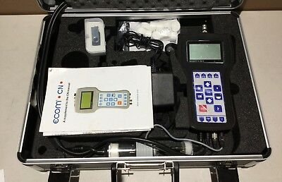 Ecom CN Handheld Combustion and Emissions Analyzer with Case EcomCN