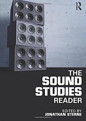 The Sound Studies Reader | Routledge