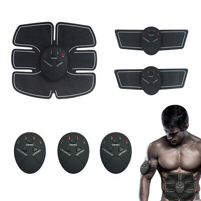 Home Ultimate Smart  Stimulator Abdominal Fitness Gear Muscle Trainer Exerciser