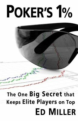 Poker's 1%: The One Big Secret That Keeps Elite Players On Top (Ed Miller) | Cre