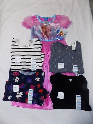 Girls Lot of 5 Mixed Clothing Old Navy, Disney Size 4T NWT