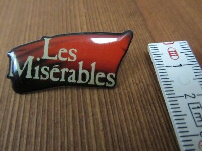 Les Miserables   Pin Anstecker