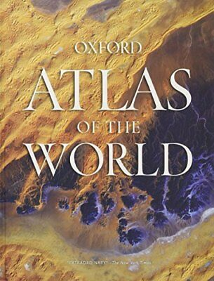 Atlas of the World (Octopus Publishing Group Limited) | Oxford University Press,