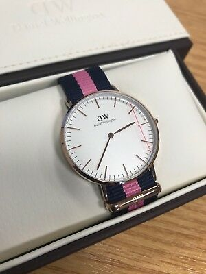 24b561f7da29 Daniel Wellington Classic Winchester Lady Rose Gold Women s Ladies Watch  0505DW