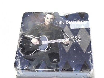 Neil Diamond: Collector's Edition (3 Cd Tin Box Set Collectible) Manfture Sealed