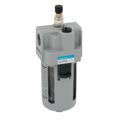 Air Pneumatic Lubricator In-Line 1/4bspp 0-10Bar