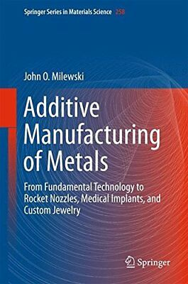 Additive Manufacturing of Metals: From Fundamental Technology to Rocket Nozzles,
