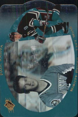 1996-97 SPx Hockey Choose Your Cards