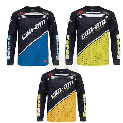 New 2018 Genuine Kappa Canam Can-Am Gofas Racing Team Jersey - Jersey Shirt