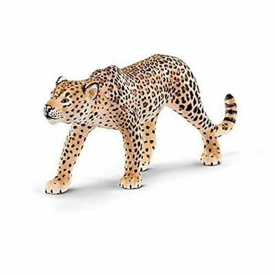 "Schleich South Africa Middle East Asia ""Leopard"" Toy Figure"