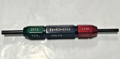 Molex Extraction Tool  HT-2066A 11-03-0008 190P4