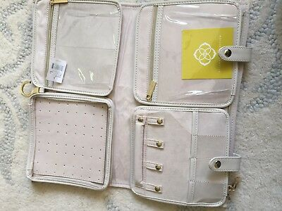 New Kendra Scott Large Jet Set Organizer in Red SOLD OUT 8300