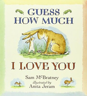 Guess How Much I Love You by Sam McBratney, Book, New, Paperback