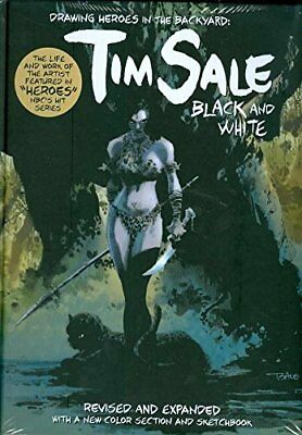 "Tim Sale: Black And White - Revised And Expanded ([""Richard Starkings"",""John Ros"