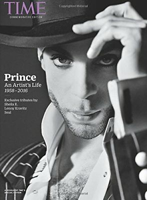 TIME Prince, An Artist's Life 1958-2016 (The Editors of TIME)   TIME