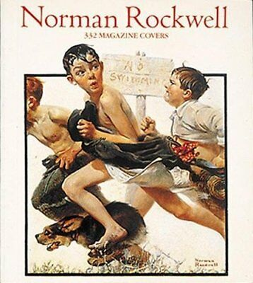 Norman Rockwell: 332 Magazine Covers (Christopher Finch) | Abbeville Press Inc.,