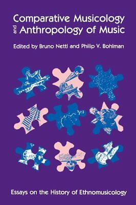 Comparative Musicology & Anthropology of Music | University of Chicago Press