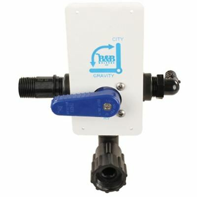 JR Products Diverter Valve Fresh Water Fill  DVF-1-A