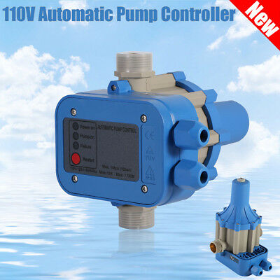 Automatic Electronic Switch Control Water Pump Pressure Controller 110V ON OFF