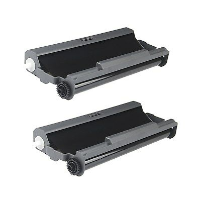 My Cartridge 2 Pack PC501 Compatible with Brother Fax Cartridge for Fax Printers