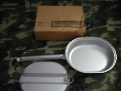 US Army Original Mess Kit  Pan Koch-,Ess-,Feldgeschirr, Camping