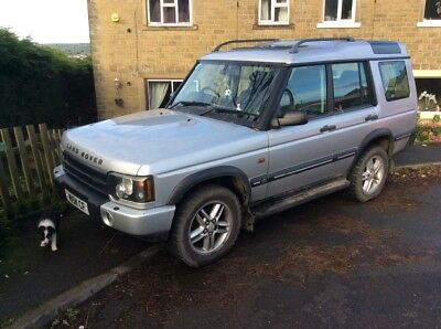land Rover Discovery Td5 Landmark Edition