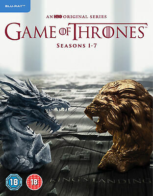 Game of Thrones - Season 1-7 [2017] (Blu-Ray)