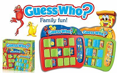 Guess Who - BRAND NEW Family Party Board Game Toy Christmas Xmas Game Gift Toy