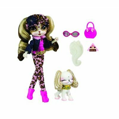 Pinkie Cooper Deluxe Travel Collection Doll and Pet Beverly Hills