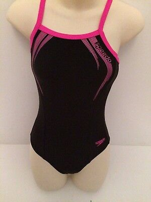 Speedo junior swim suit age 11/12 yrs / 30