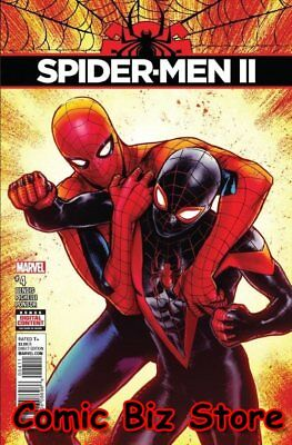 Spider-Men Ii #4 (Of 5) (2017) 1St Printing Bagged & Boarded Marvel Comics