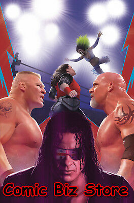 Wwe  Survivors Series Special #1 (2017) 1St Print Bagged & Boarded Boom ($7.99)