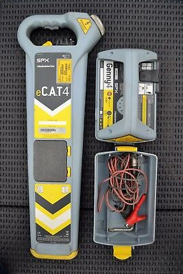 cat & genny/cable avoidance tool/cat detector//radiodetection ecat4
