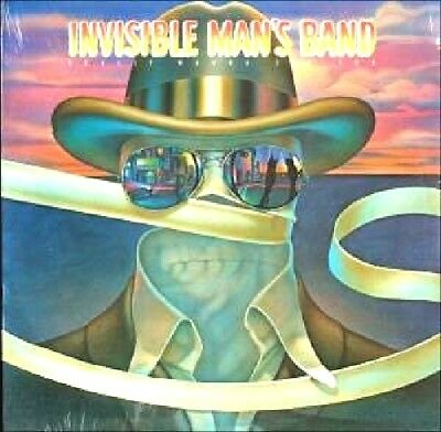 THE INVISIBLE MAN'S BAND sealed  former 5 STAIRSTEPS Boardwalk Records LP