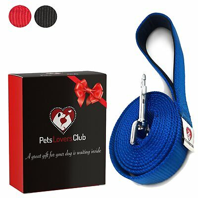Heavy Duty Dog Leash   Super Comfortable Padded Handle For Walks   Very Durable