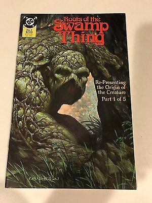 Roots of the Swamp Thing #1-5 VF/NM full set BERNIE WRIGHTSON Lrn Wein DC Comics