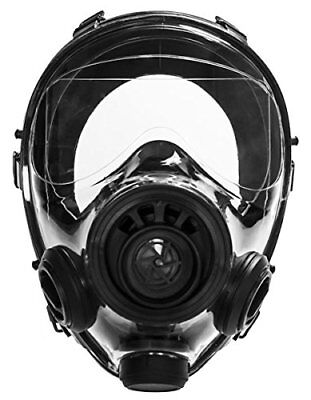 SGE 400-3 Gas Mask Respirator with Filter