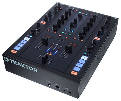 Native Instruments Traktor Kontrol Z2 2 Channel DJ Mixer Controller