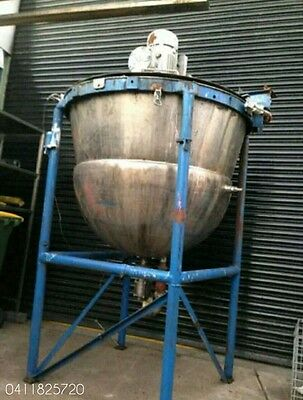 Tank Stainless Steel Jacketed Mixing Melting Tank
