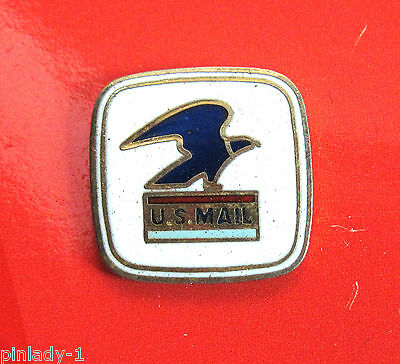 U.S. MAIL Post office Postal Department Hat pin,  lapel pin , tie tac GIFT BOXED