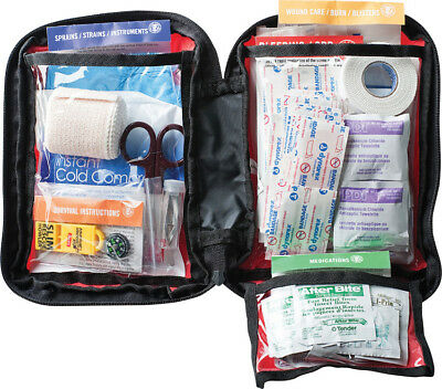 Adventure Medical First Aid This kit contains a multitude of supplies to treat c