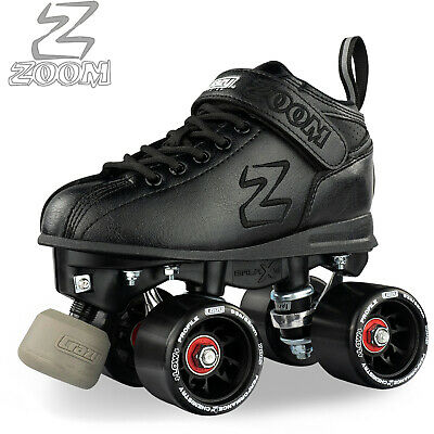 ZOOM Speed Skate - Speed Boot - FAST! High quality boot, plate and wheel set WOW