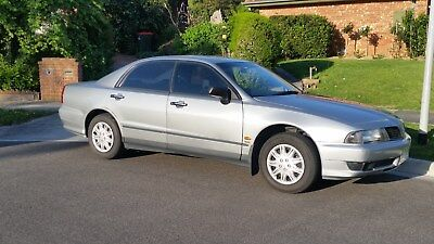 Magna 2001 Automatic with rego 04/18 and rwc suite camry buyer