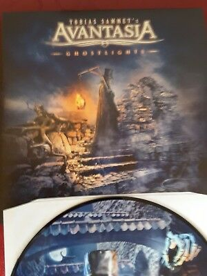 Avantasia Gostlights Picture LP