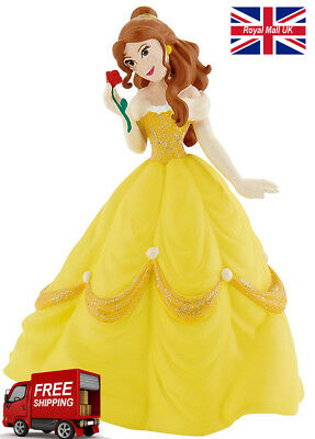 Bullyland Disney Beauty And The Beast Figures Figurines Toys Cake Toppers Topper