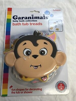 Garanimals Baby Bath Collection Bath Tub Treads Safe Bath Time Kids ...