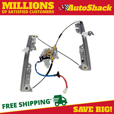 Front Left Power Window Regulator & Motor Assembly fits 2003-2007 Nissan Murano