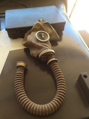 Russian Military Vintage Gas Mask